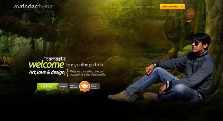 Surinder Thakur Freelance Designer