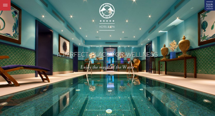 Capo La Gala Luxury Hotel