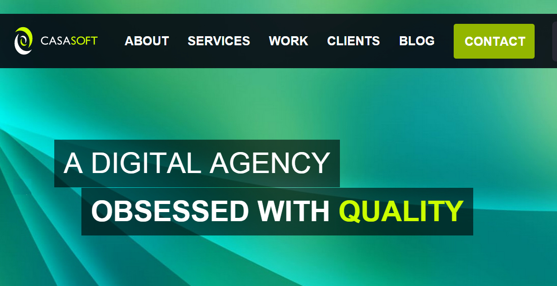 CasaSoft – Malta Web Design Firm