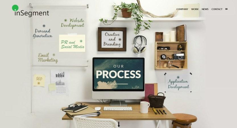 inSegment — Digital Marketing