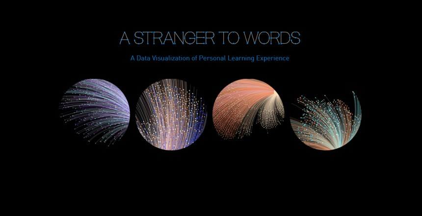 A Stranger to Words