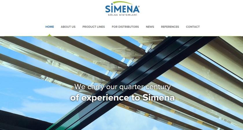 Simena Shade Systems