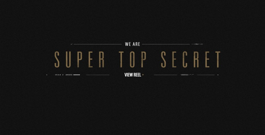 Super Top Secret
