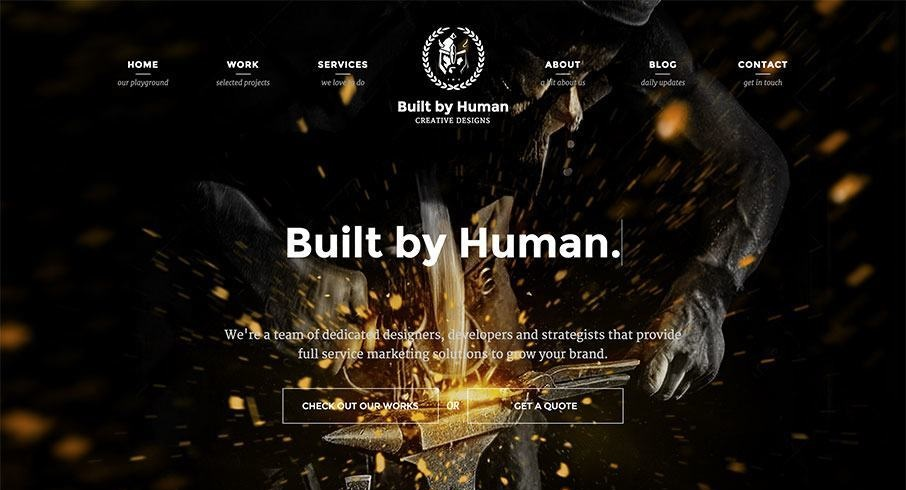 Built By Human