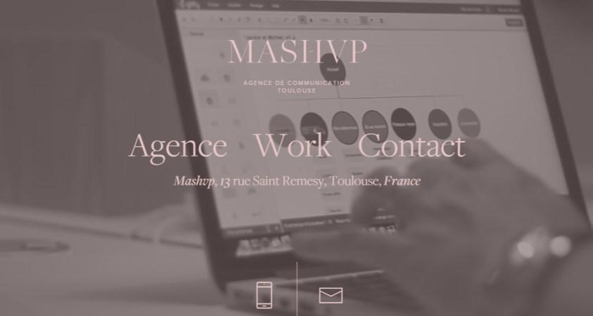 MASHVP — Interactive Agency