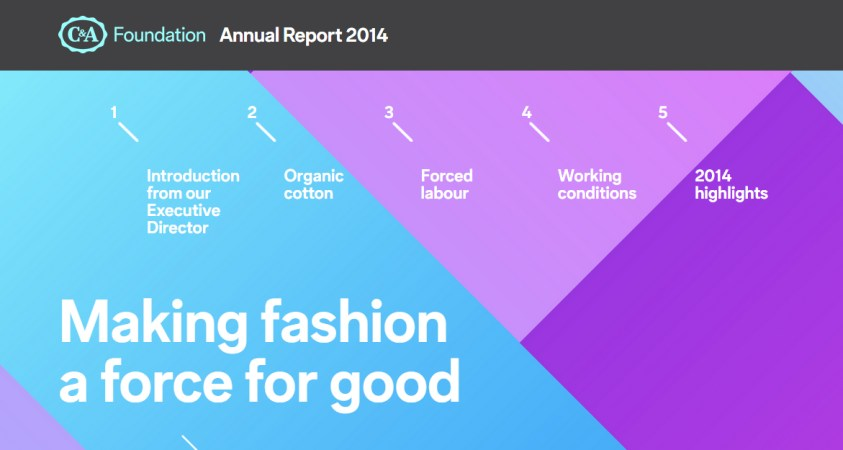 Making Fashion a Force for Good