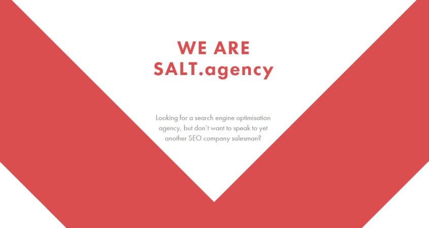 SALT.agency - A UK technical marketing agency