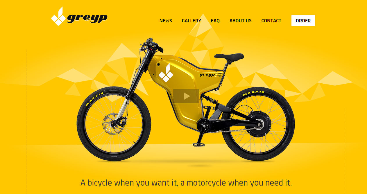 Greyp Bikes is the brainchild of the people behind the world's most powerful electric car – the Rimac Automobili Concept_One. Our goal is to develop and produce the ultimate electric bicycles by enhancing user-experience and technology.