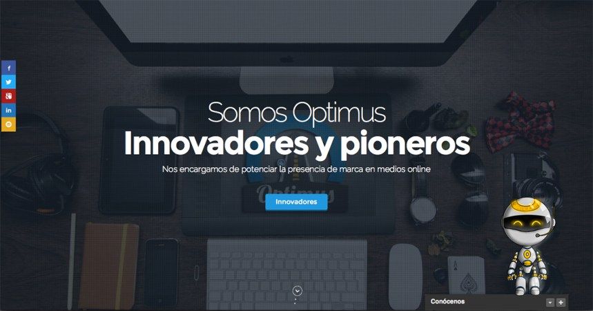 Optimus | Agencia de Marketing Digital