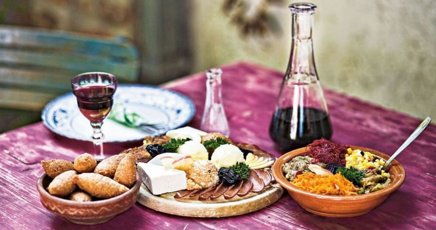 Balkan Food Club