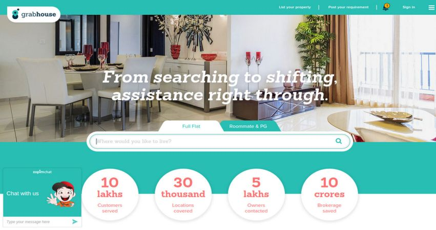 Search Your Dream Flats/House Without Broker