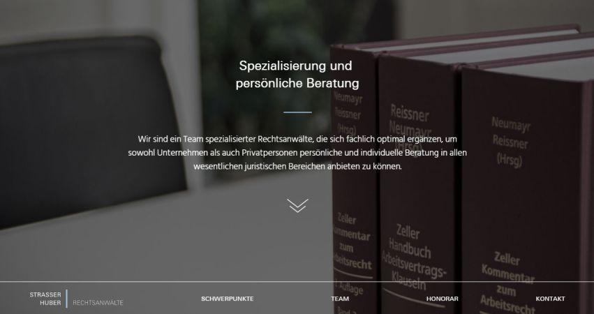 Strasser Huber Rechtsanwälte | Graz