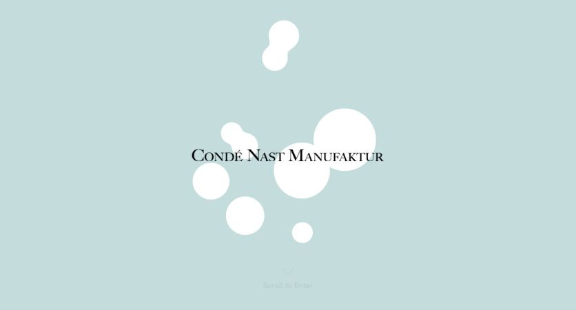 Condé Nast Manufaktur