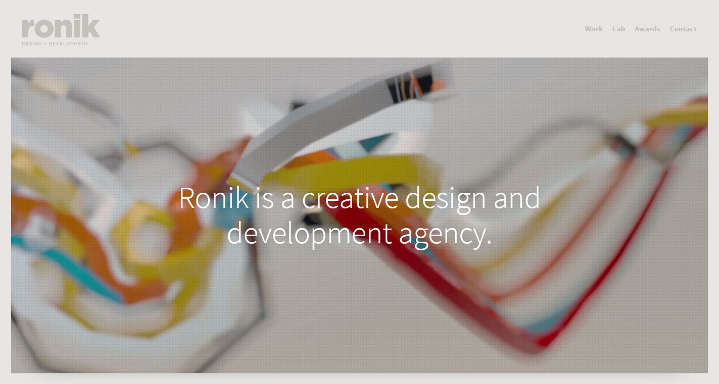 Ronik Design