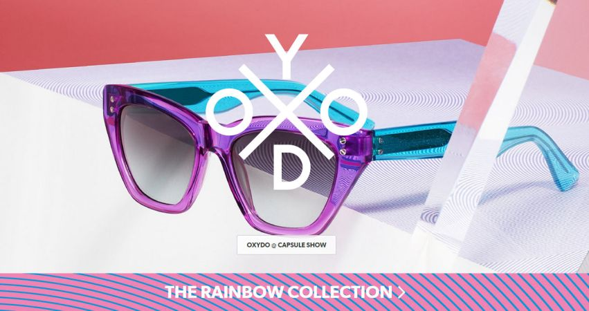 Oxydo - The Rainbow Collection