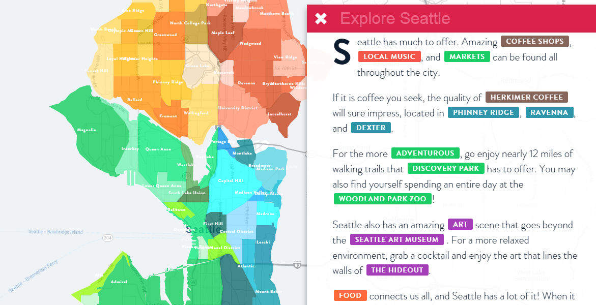 Seattleite's Guide to Seattle