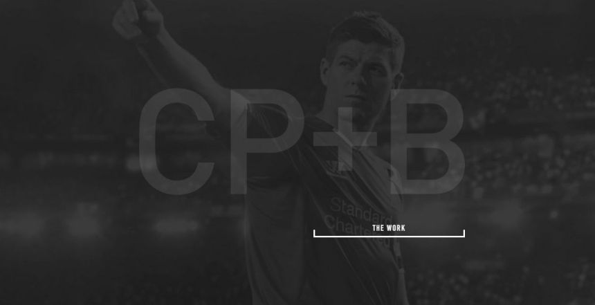CP+B Agency Website