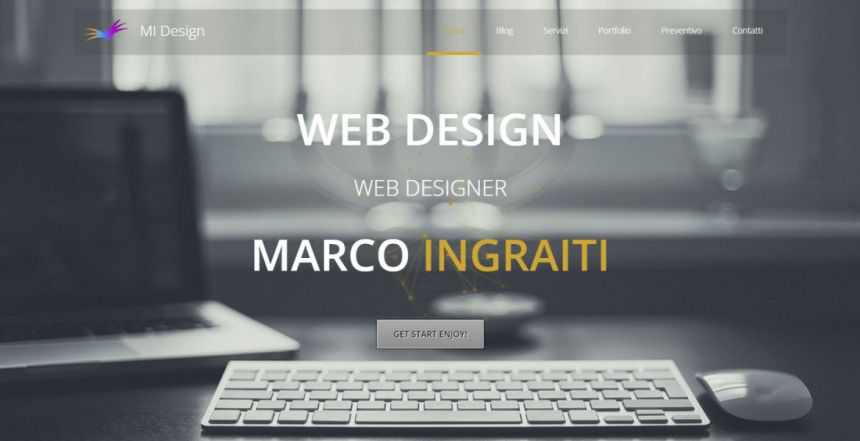 Web Designer Marco Ingraiti