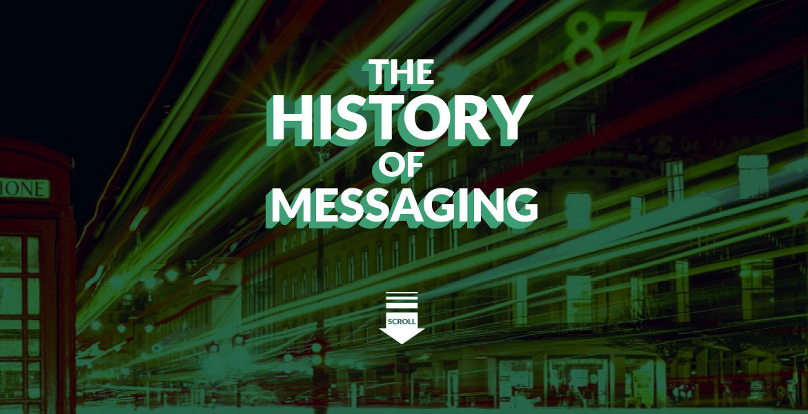 The History of Messaging