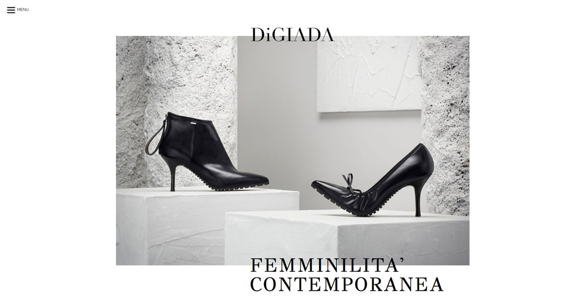 Digiada shoes made in Italy