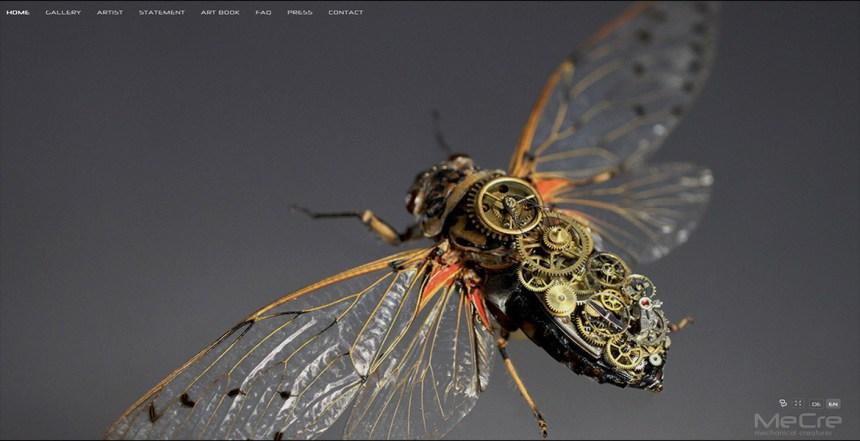 MeCre - Mechanical Creatures