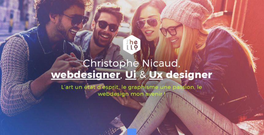 Webdesigner - UI & UX