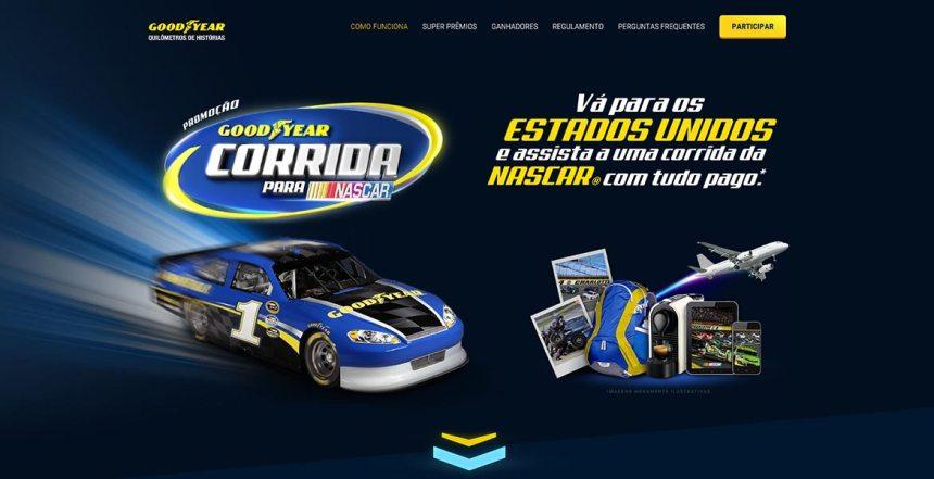 Goodyear Promo Nascar