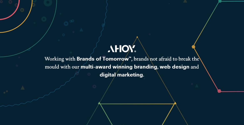AHOY - Web Design Manchester