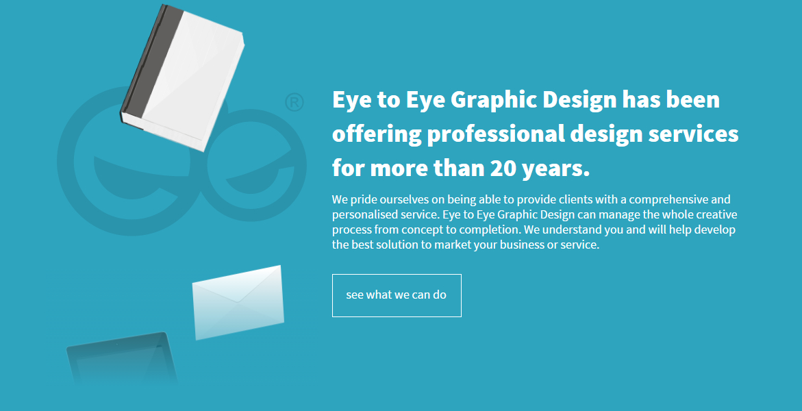 Eye to Eye Graphic Design