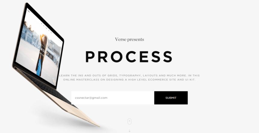 Process - A digital design masterclass