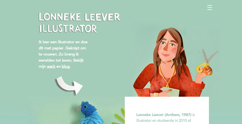 Lonneke Leever Illustrator