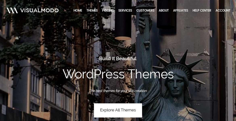 Visualmodo | Premium Wordpress Themes