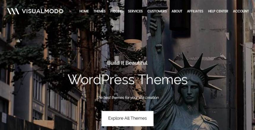 Visualmodo | Premium Wordpress Themes