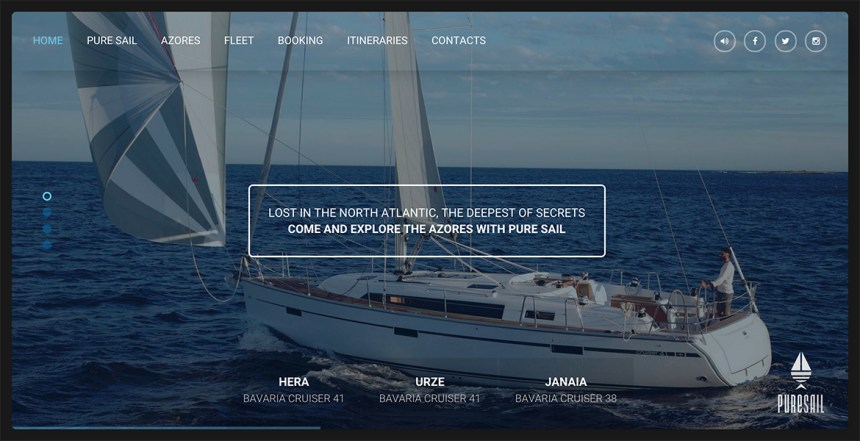 Pure Sail Azores