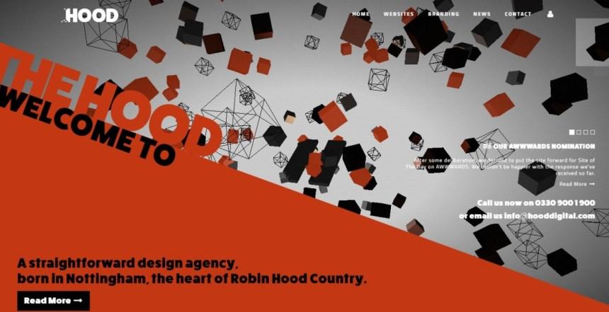 Hood - Digital Architecture
