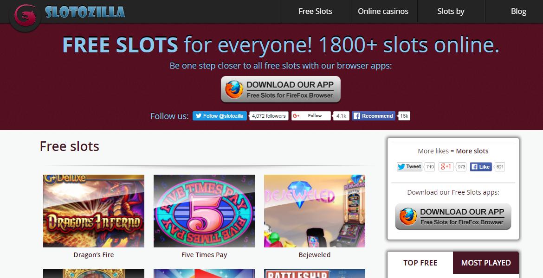 Website With Popular