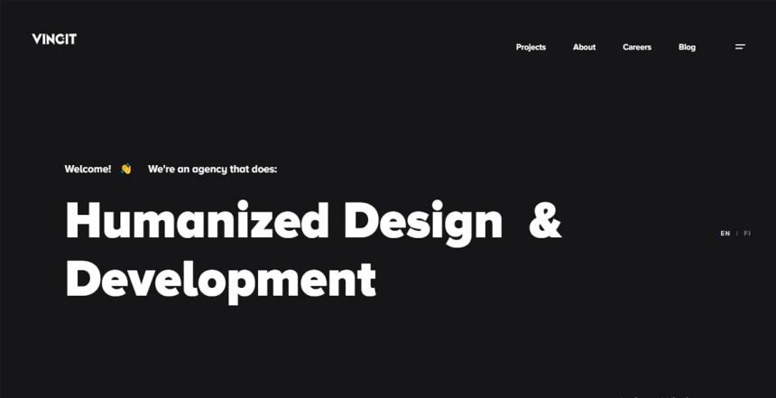 Svg website examples