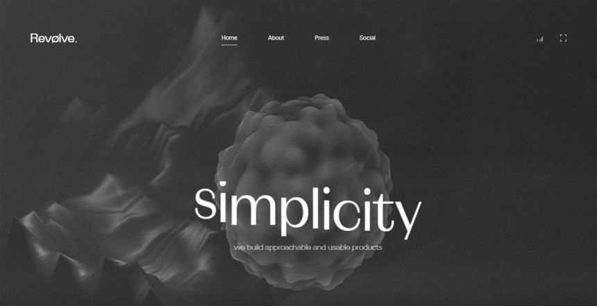Best Examples of WebGL Websites/Inspirations - CSS Nectar