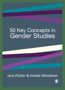 title of gender studies book named fifty key concepts in gneder studies