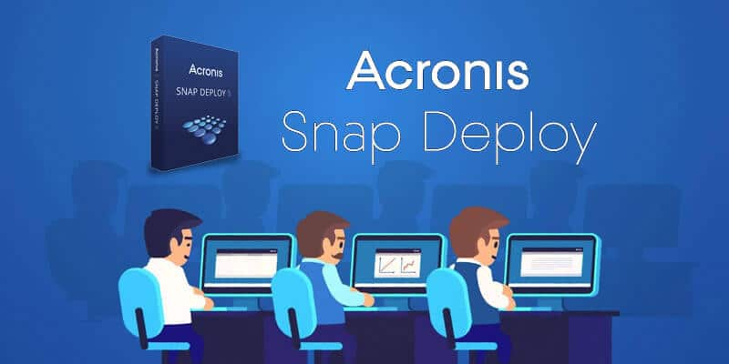 Acronis Snap Deploy