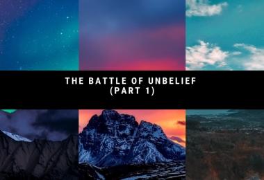 The-Battle-of-Unbelief
