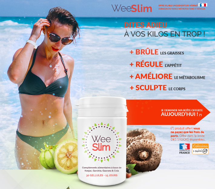 Weeslim Advanced Weight Loss Avis