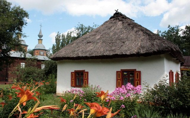 Touristic heritage in Little-Europe