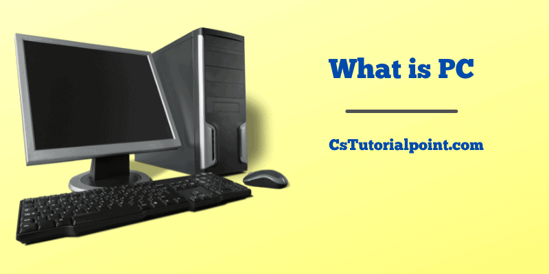 What is PC