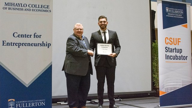 CSUF Startup Competition Safe Space