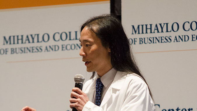 John Chi at CSUF Entrepreneurship