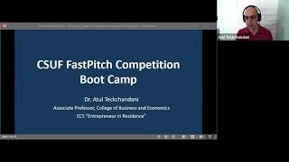 Titan Fast Pitch Competition Bootcamp Intro Card - YouTube Screenshot