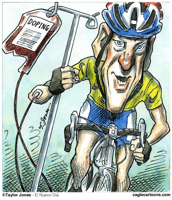 Fringe Benefits of a Common Blood Doping Drug | Carl Sundquist