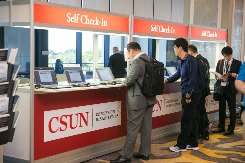 CSUN Conference Provides Hands-On Interaction with Latest Assistive Technologies | CSUN Today