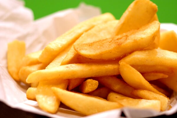 Thick Chunky Chips